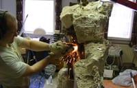 Bronsgieterij van der Kleij restauratie