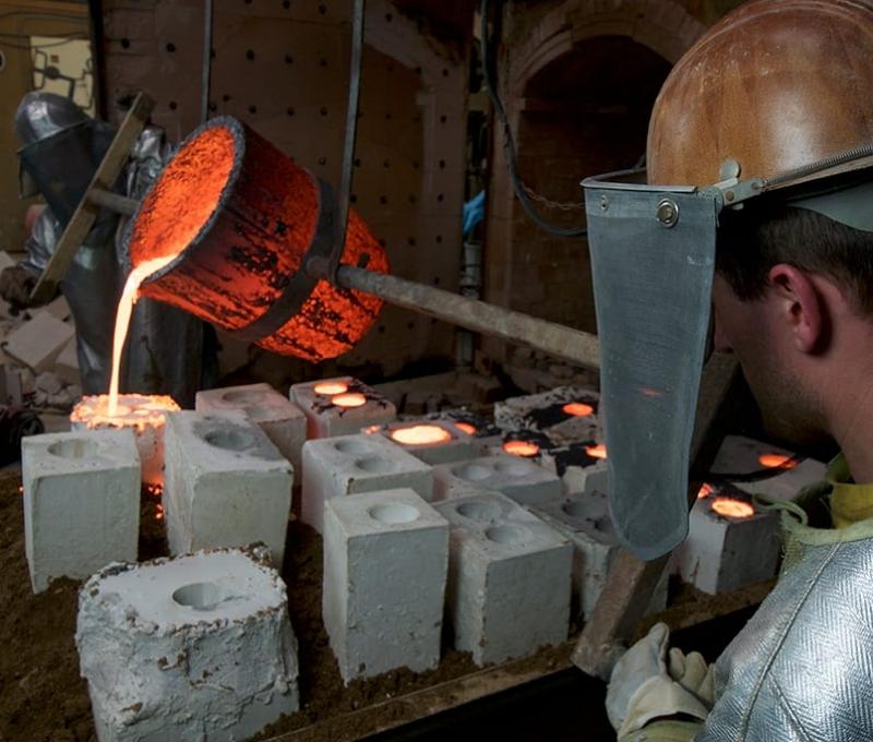 Bronsgieterij van der Kleij
